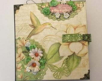 Spring Flowers Album