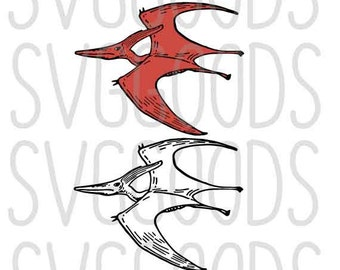Pterodactyl dxf, dinosaur dxf, dino dxf, flying dinosaur dxf, kid dxf, boy dxf, prehistoric dxf, flying dxf, petri dxf, layered cut file