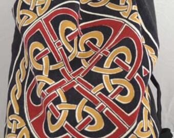 Celtic Knot Design Backpack