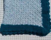 Pretty Pram Blanket