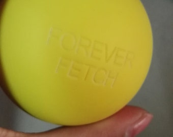 FOREVER FETCH Dog Ball