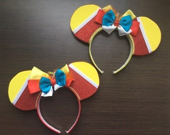 Tweedle Dee & Tweedle Dum Minnie Ear Set