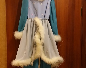 Snowgirl party dress