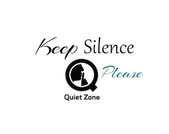 Keep Silence Please