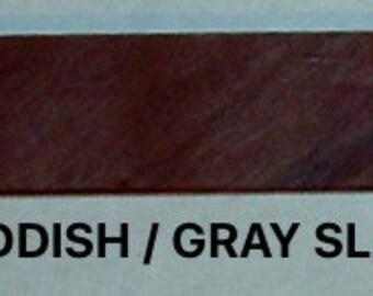 Miniature REDDISH / GRAY SLATE