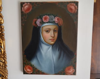 saint rose catholic girl personals A miracle of the roses is a miracle in which roses manifest an activity of god or of a saint  her cousin brought the rose and fig back to saint rita at the convent.