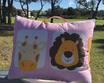 Safari Animals Quillow