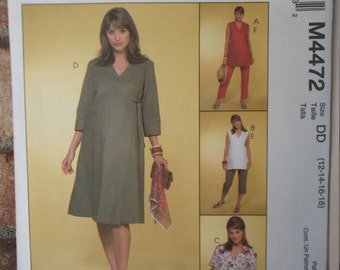 Two maternity sewing patterns