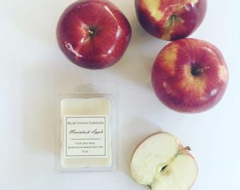 Soy Wax Melts, Wax Tarts Macintosh Apple 3 oz