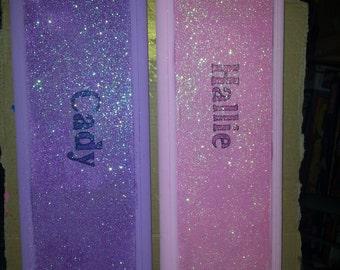 Handmade door plaques