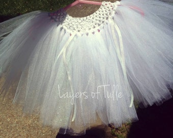 The Sparkling Angel Tutu