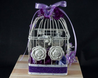 Butterfly Bird Cage - Baby Shower or Wedding