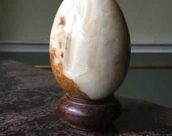 Marble egg/egg/marber oeuf de marbre
