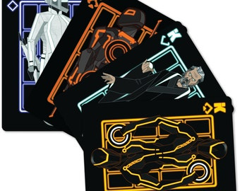 TRON LEGACY EDITION Playing Cards