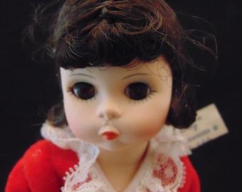 Vintage Madame Alexander Red Boy #440 Doll