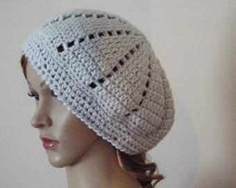 Cute beret hat
