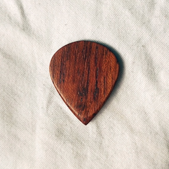 PMP Jazz III Shape Guitar Pick (Bubinga)