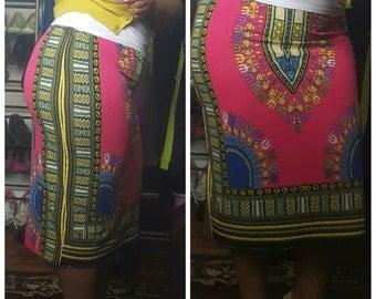 Zibisia  Maxi Skirt