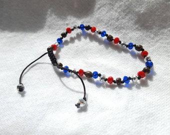 Red White Blue Sparkle