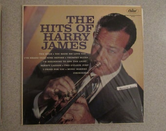 Harry James Vintage Records (2 Records) from the 60s and 70s