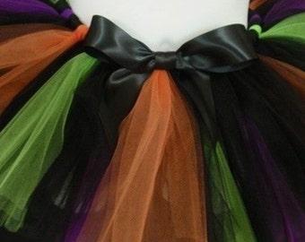 Custom made Halloween tutu
