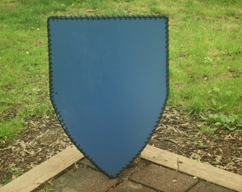 Painted, edged shield - Paint your own design!