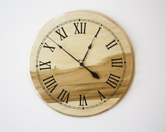 ReedMade Clock - Limited Edition #25
