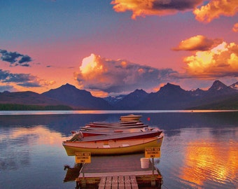 Glacier National Park Photography