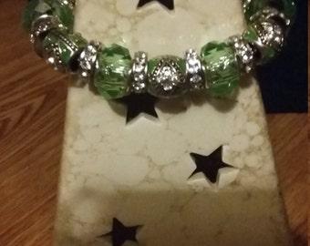 August Baby Pandora Inspired Bracelet