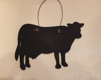 Cow or Pig Chalkboards