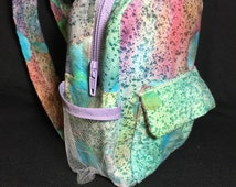 """Colorful Backpack for American Girl (AG - 18"""" Inch Doll)"""