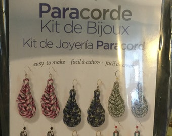 Complete Paracord Earring Kit!