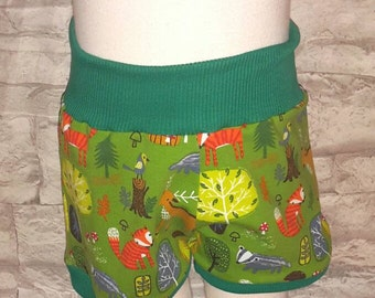 "Shorts ""wild animals"""