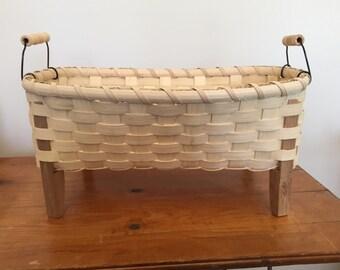 Table Runner Basket (Handmade)