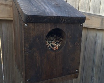 Custom Handmade Birdhouse