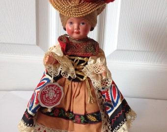 Vintage German Stoll Doll