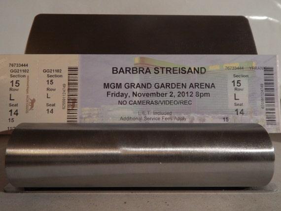 Barbra Streisand November 2 2012 Mgm Grand Garden Las Vegas