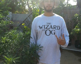 The Wizard of OG - 100% cotton Tee.