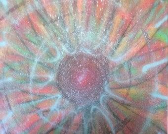 Rainbow Flower vortex