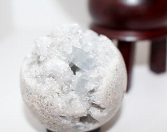 Celestite (Celestine) Sphere