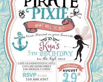Pirate or Pixie DIGITAL DOWNLOAD