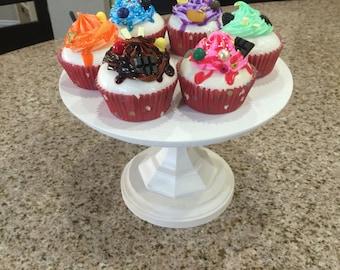 Smash cake stand cupcake stand