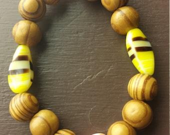Island Hopper beaded bracelet
