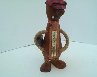 Danish smoker figurine
