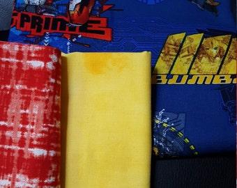 Pillowcase kit - Transformers