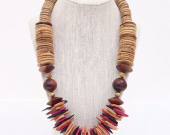 Chania Statement Necklace