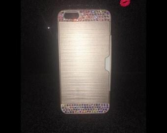 Custom Crystal Cellphone Case