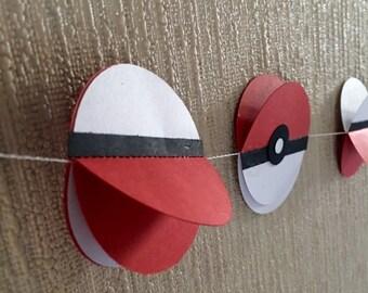 3D Pokemon Garland