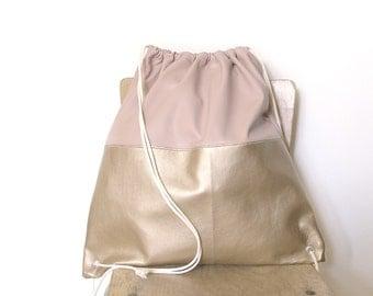 Backpack gym bag Gymbag Matchsack backpack