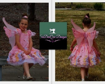 Fairy Dress Size 1